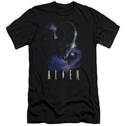 Alien - Mens In Space Premium Slim Fit T-Shirt