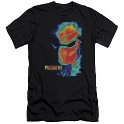 Predator - Mens Thermal Vision Premium Slim Fit T-Shirt