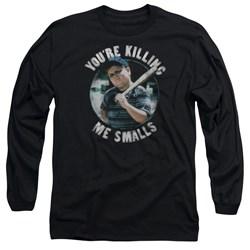Sandlot - Mens Small Ham Long Sleeve T-Shirt