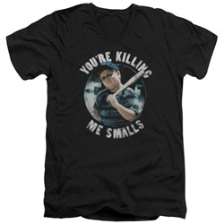 Sandlot - Mens Small Ham V-Neck T-Shirt