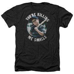 Sandlot - Mens Small Ham Heather T-Shirt