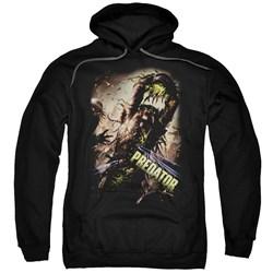 Predator - Mens Heads Up Pullover Hoodie