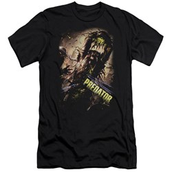 Predator - Mens Heads Up Premium Slim Fit T-Shirt