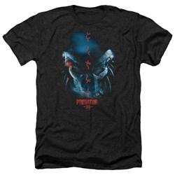Predator - Mens 30Th Anniversary Heather T-Shirt