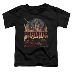 Predator - Toddlers Battle T-Shirt