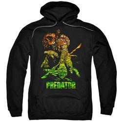 Predator - Mens Camo Predator Pullover Hoodie