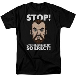 Archer - Mens Krieger Stop T-Shirt