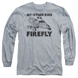 Firefly - Mens Other Ride Long Sleeve T-Shirt