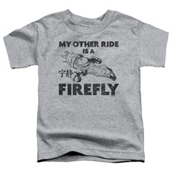 Firefly - Toddlers Other Ride T-Shirt
