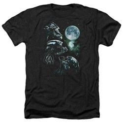 Aliens - Mens Alien Howl Heather T-Shirt