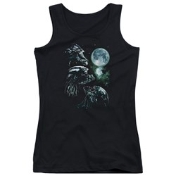 Aliens - Juniors Alien Howl Tank Top