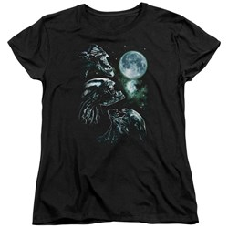 Aliens - Womens Alien Howl T-Shirt