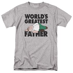 Family Guy - Mens The Greatest Father T-Shirt