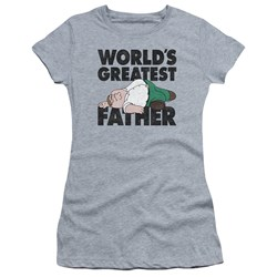 Family Guy - Juniors The Greatest Father T-Shirt