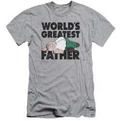 Family Guy - Mens The Greatest Father Slim Fit T-Shirt