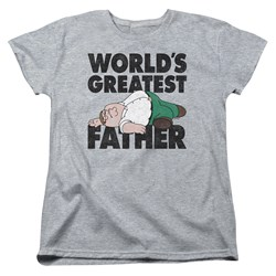 Family Guy - Womens The Greatest Father T-Shirt