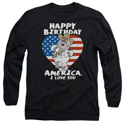 Family Guy - Mens American Love Long Sleeve T-Shirt