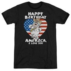 Family Guy - Mens American Love Ringer T-Shirt
