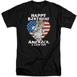Family Guy - Mens American Love Tall T-Shirt