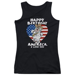 Family Guy - Juniors American Love Tank Top