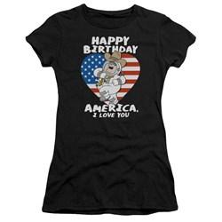 Family Guy - Juniors American Love Premium Bella T-Shirt
