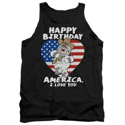 Family Guy - Mens American Love Tank Top