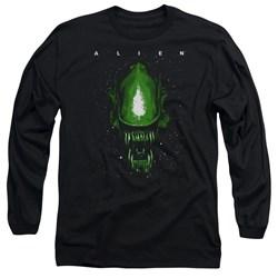 Aliens - Mens Space Aliens Long Sleeve T-Shirt