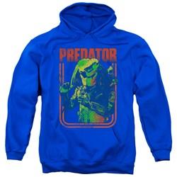 Predator - Mens Retro Predator Pullover Hoodie