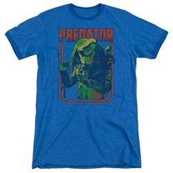 Predator - Mens Retro Predator Ringer T-Shirt