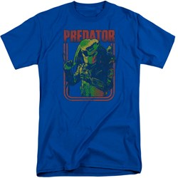 Predator - Mens Retro Predator Tall T-Shirt