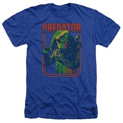 Predator - Mens Retro Predator Heather T-Shirt