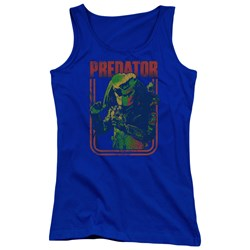 Predator - Juniors Retro Predator Tank Top