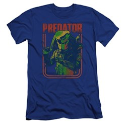 Predator - Mens Retro Predator Premium Slim Fit T-Shirt