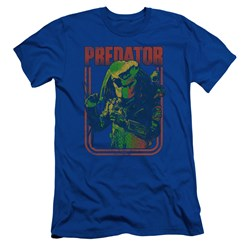 Predator - Mens Retro Predator Slim Fit T-Shirt