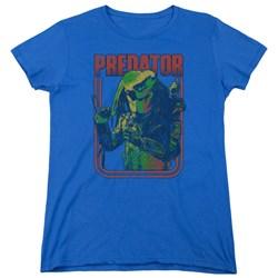Predator - Womens Retro Predator T-Shirt