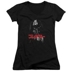 Predator - Juniors Predator Kanji V-Neck T-Shirt