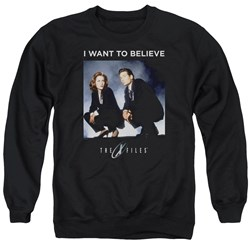 X Files - Mens Want To Believe Sweater