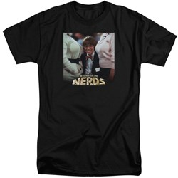 Revenge Of The Nerds - Mens Harold Tall T-Shirt