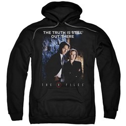 X Files - Mens Teamwork Truth Pullover Hoodie