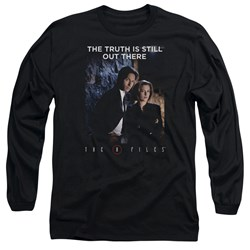 X Files - Mens Teamwork Truth Long Sleeve T-Shirt