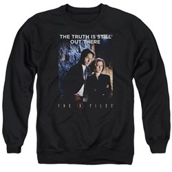 X Files - Mens Teamwork Truth Sweater