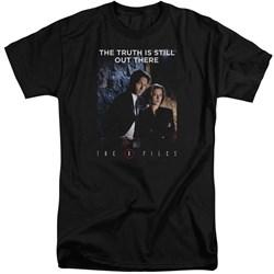 X Files - Mens Teamwork Truth Tall T-Shirt