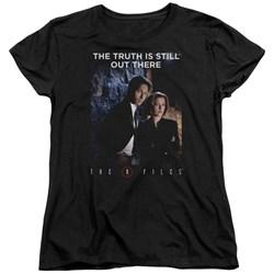 X Files - Womens Teamwork Truth T-Shirt