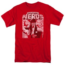 Revenge Of The Nerds - Mens Mu Party T-Shirt