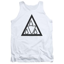 Revenge Of The Nerds - Mens Tri Lamb Logo Tank Top