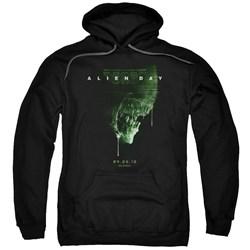 Aliens - Mens Alien Day 2018 Pullover Hoodie