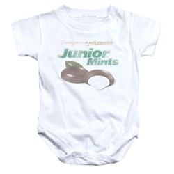 Tootsie Roll - Toddler Junior Mints Logo Onesie