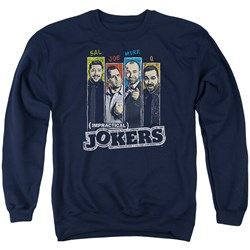 Impractical Jokers - Mens Slides Sweater