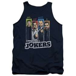 Impractical Jokers - Mens Slides Tank Top