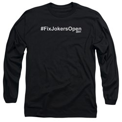Impractical Jokers - Mens Fixjokersopen Long Sleeve T-Shirt